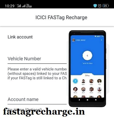 How To Recharge Fastag Through Google Pay
