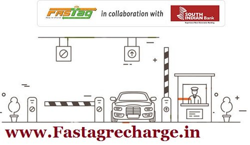 South Indian Bank Fastag Online Application How To Recharge.